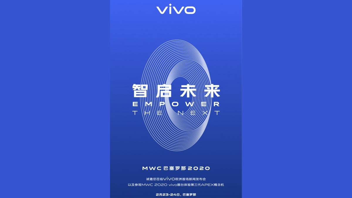 Image result for Vivo's Next Apex Concept Phone Arriving at MWC 2020
