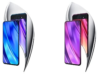 Vivo Nex 2 aka Vivo Nex Dual Screen Edition Shown Off in Teasers, Appears in Hands-On Images