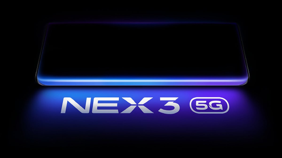 Vivo Nex 3 5G to Launch in September, Video Teaser Tips Design