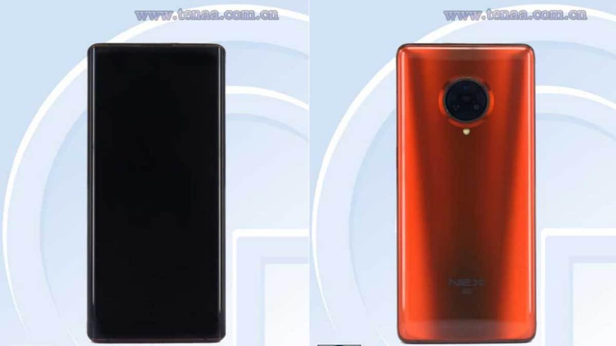 Modelo actualizado Vivo Nex 3 5G con Snapdragon 865 SoC detectado en Geekbench 1