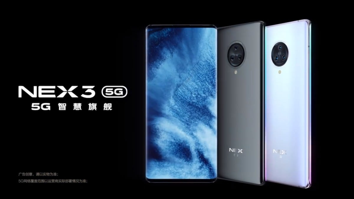 Vivo Nex 3 5G to Come With New Customisable Camera UI