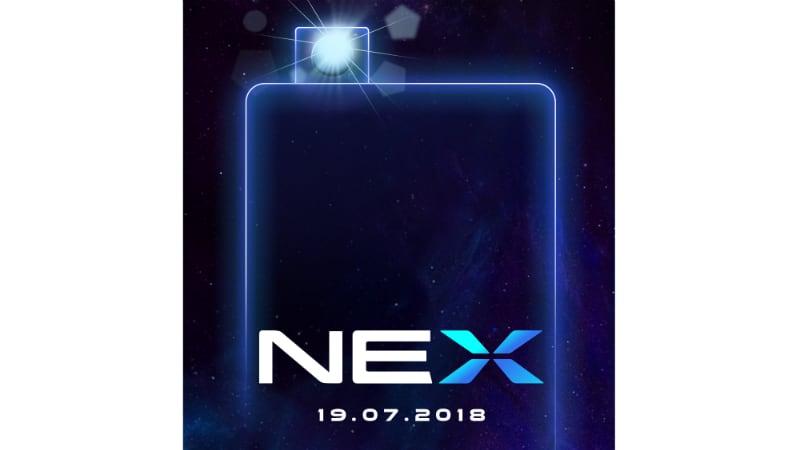 vivo nex invite Vivo Nex