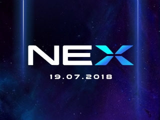 Vivo Nex S, Nex A India Launch Set for July 19
