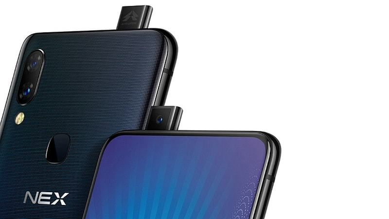 Vivo NEX and its elevating camera are now official
