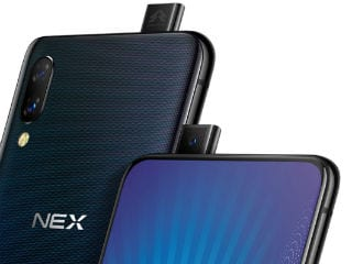 Vivo Nex S, Nex A With Pop-Up Selfie Camera, Up to 256GB Inbuilt Storage Launched: Price, Specifications