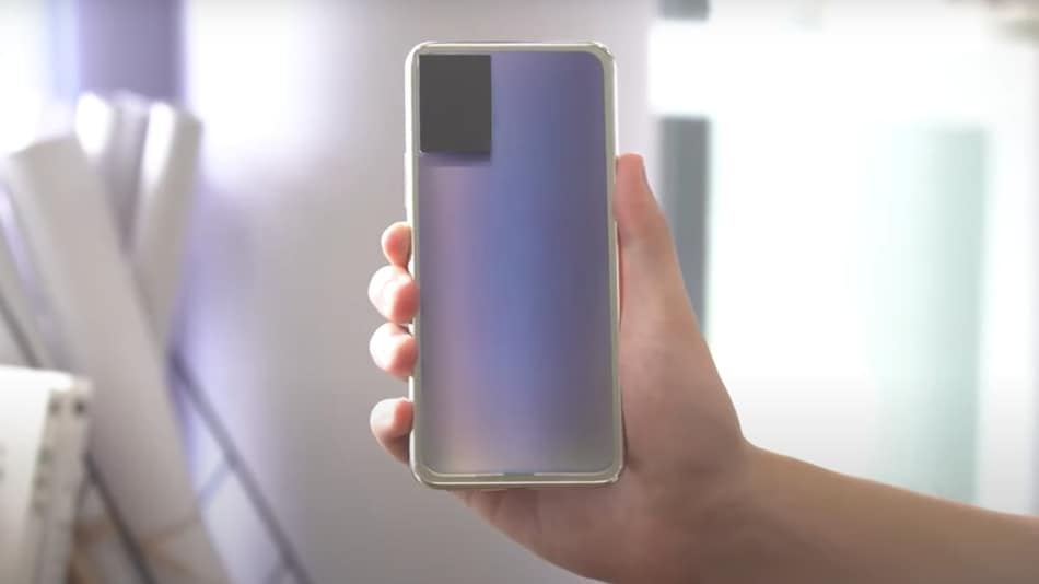 Vivo Teases a Phone With Colour-Changing Back Panel