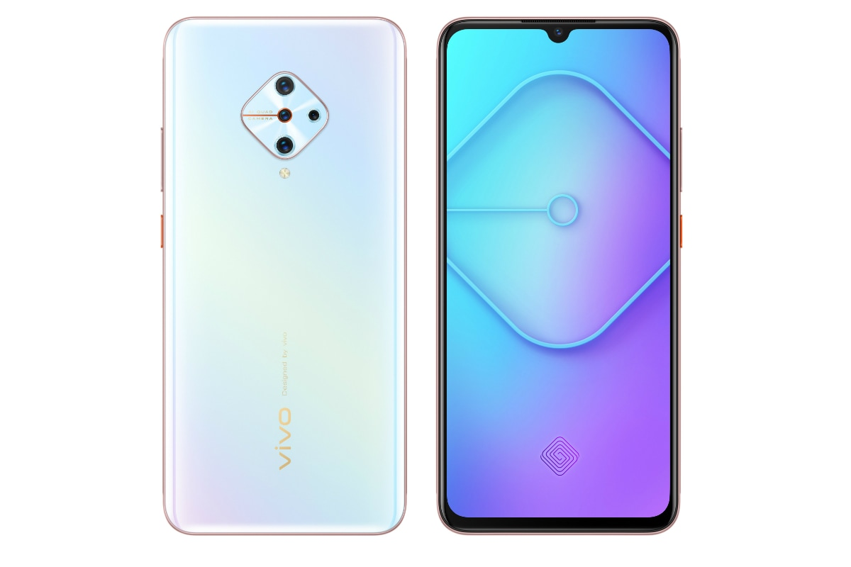 Vivo S1 Pro With 4,500mAh Battery, Diamond-Shaped Quad Rear Camera Setup Launched: Price in India, Specifications