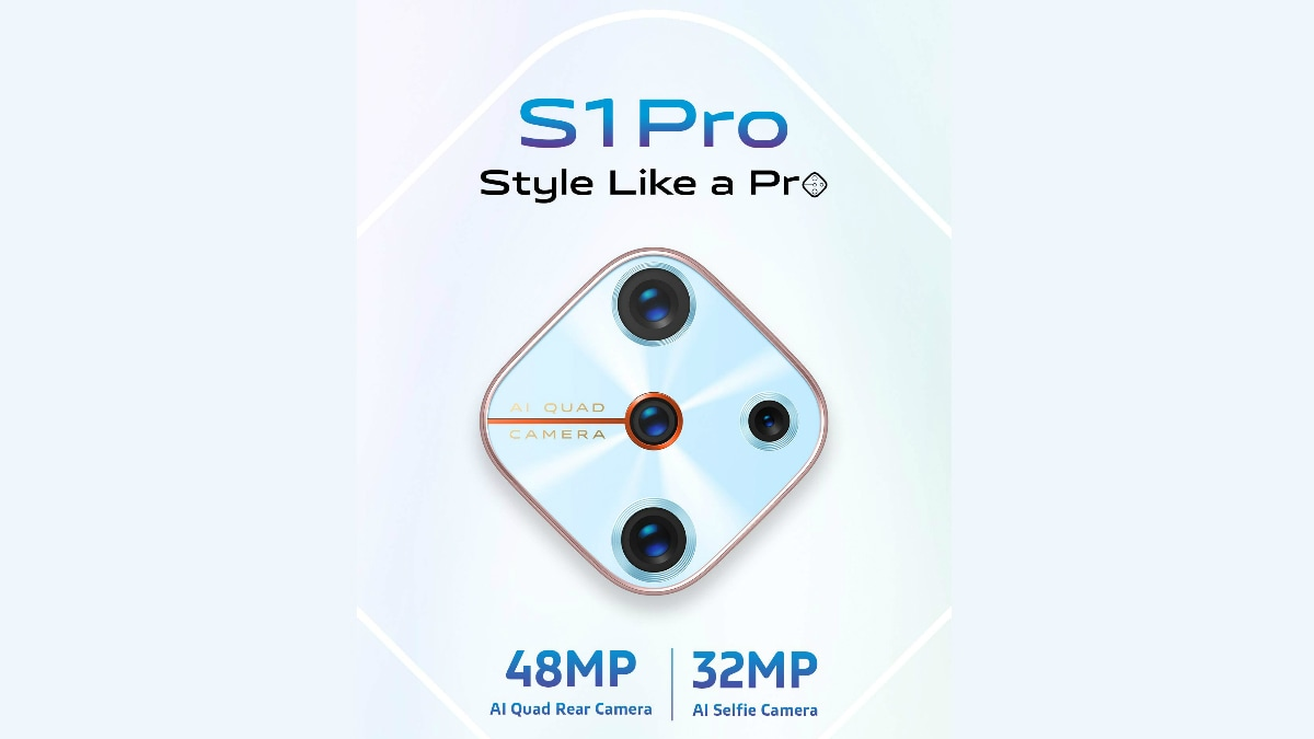 Vivo S1 Pro India Launch on January 4, Amazon Teasing Availability