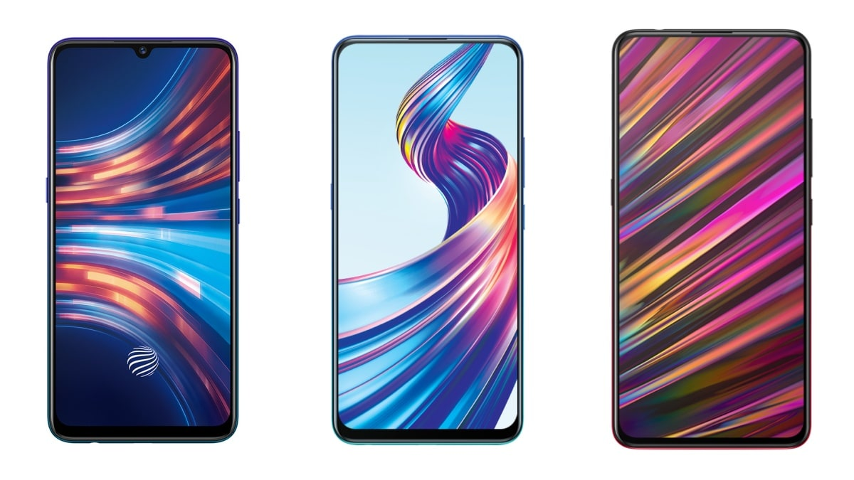 Vivo S1 vs Vivo V15 vs Vivo V15 Pro: What's the Difference