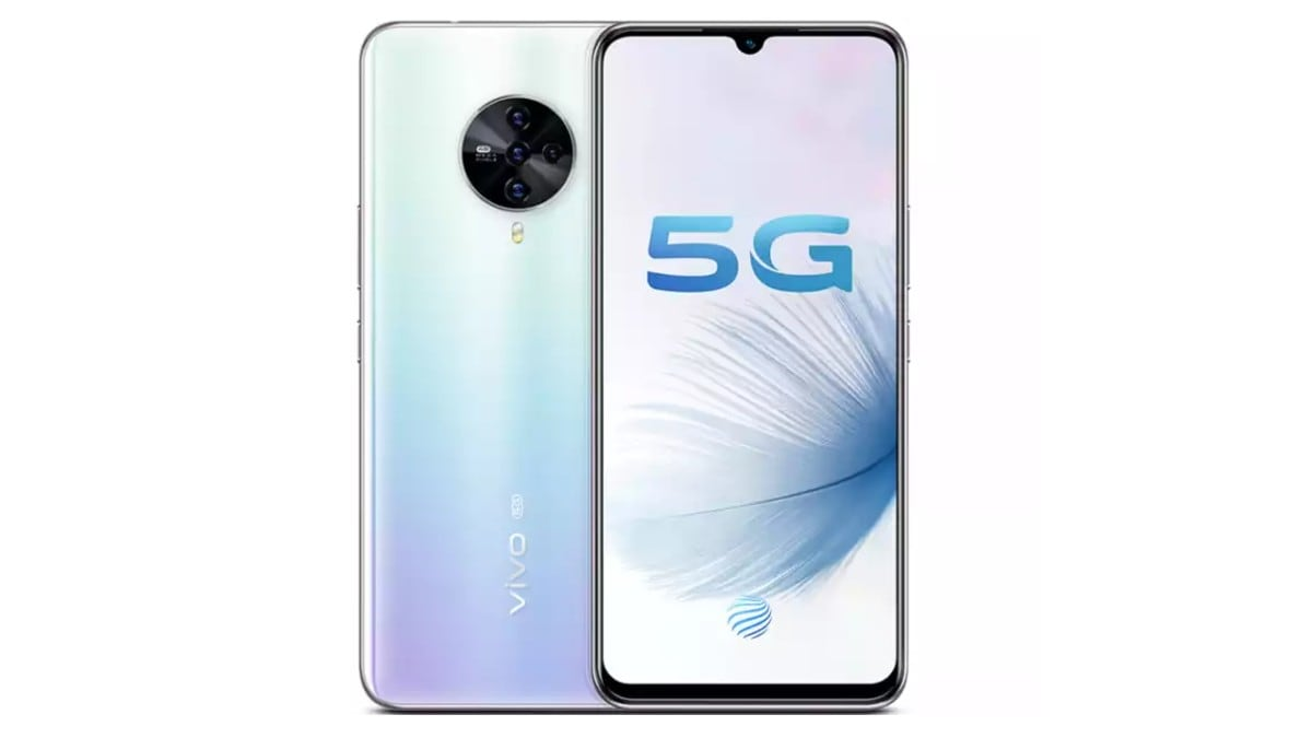 Vivo S6 With 5G Support, 4,500mAh Battery Launched: Price, Specifications