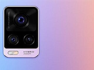 Vivo S7 Official Render on JD.com Shows Triple Rear Cameras, Gradient Back