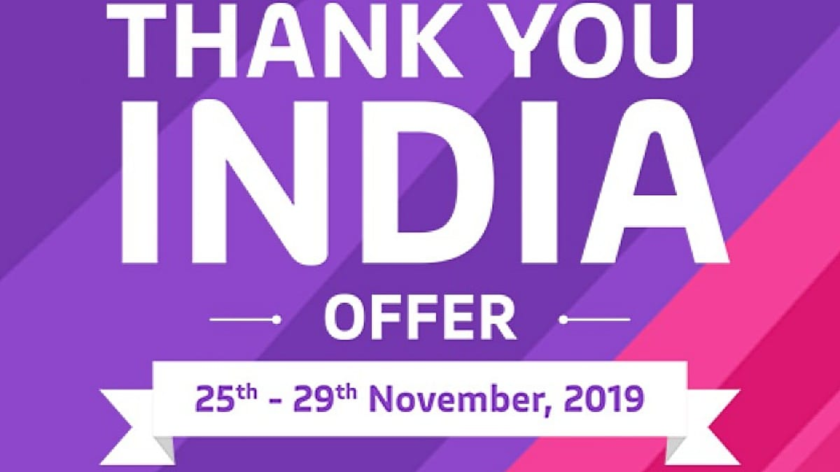 Vivo Phone Buyers Get Free Bluetooth Headphones, Other Rewards in 'Thank You India Offer'