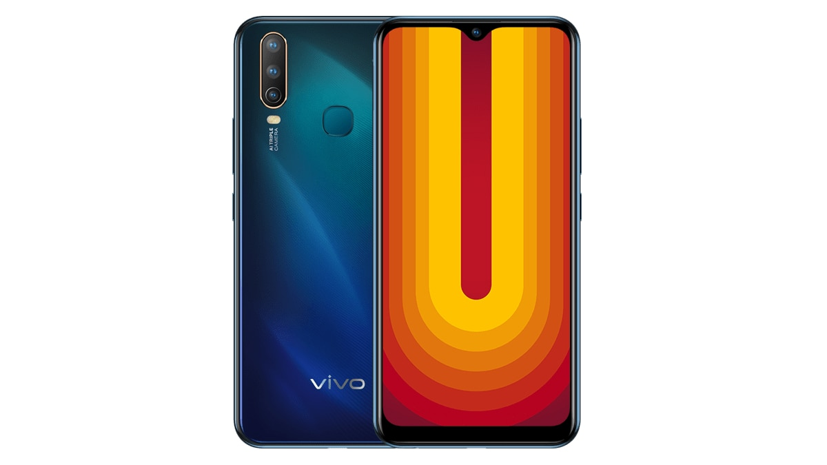 Vivo U10 with Snapdragon 665, 5,000mAh battery announced