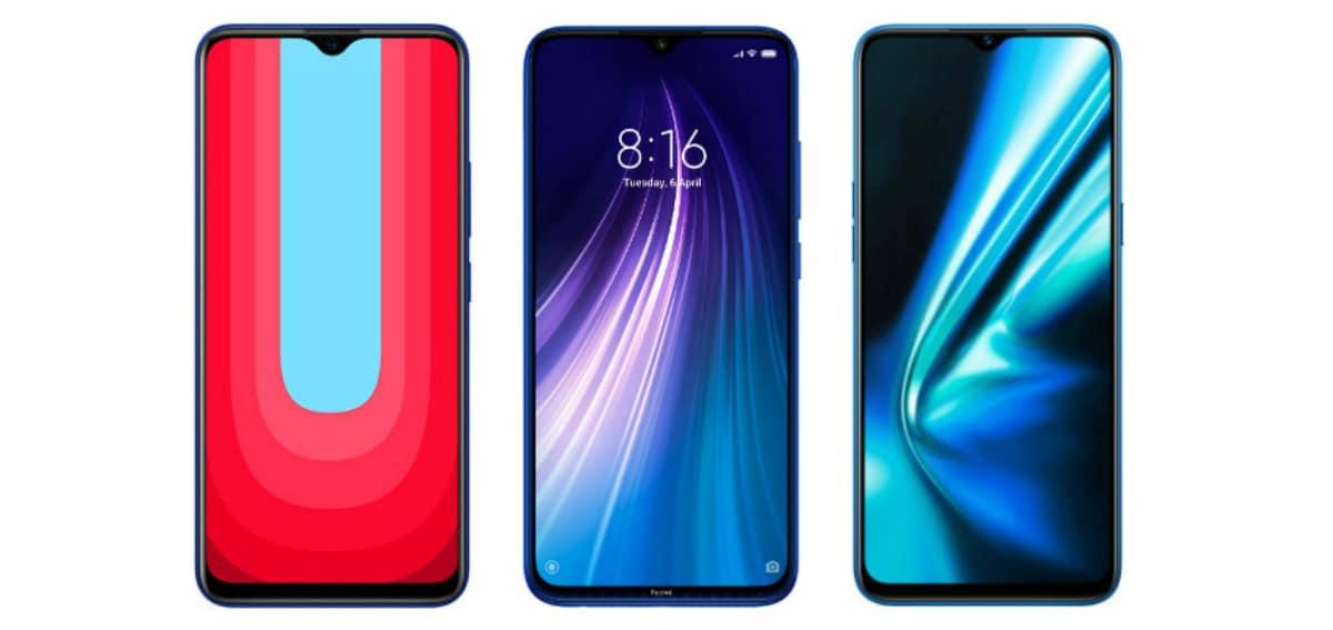 Vivo U20 Vs Redmi Note 8 Vs Realme 5s Price In India Specifications Compared Gadgets News