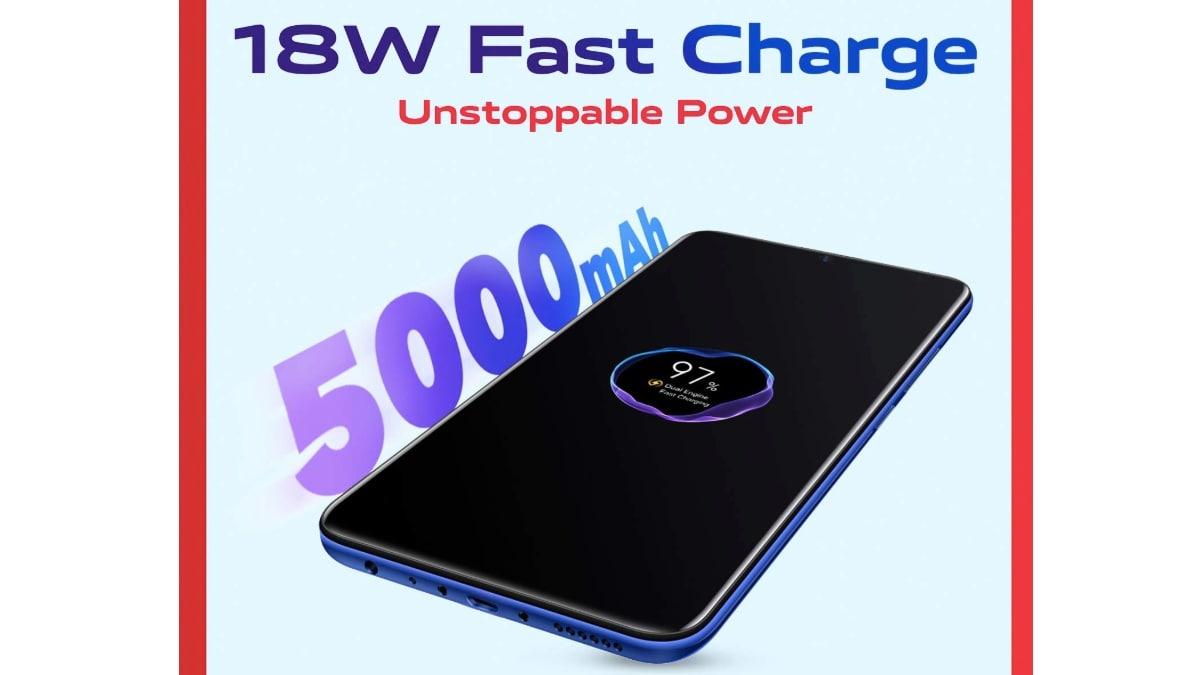Vivo U20 होगा 18 वॉट फास्ट चार्जिंग सपोर्ट और 5,000 एमएएच बैटरी वाला फोन