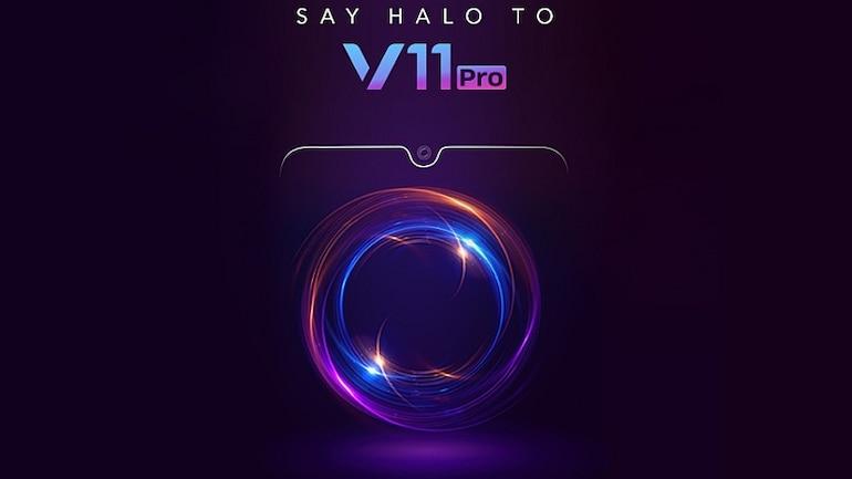 Vivo V11 Pro दिखने में होगा कुछ ऐसा, टीजर जारी