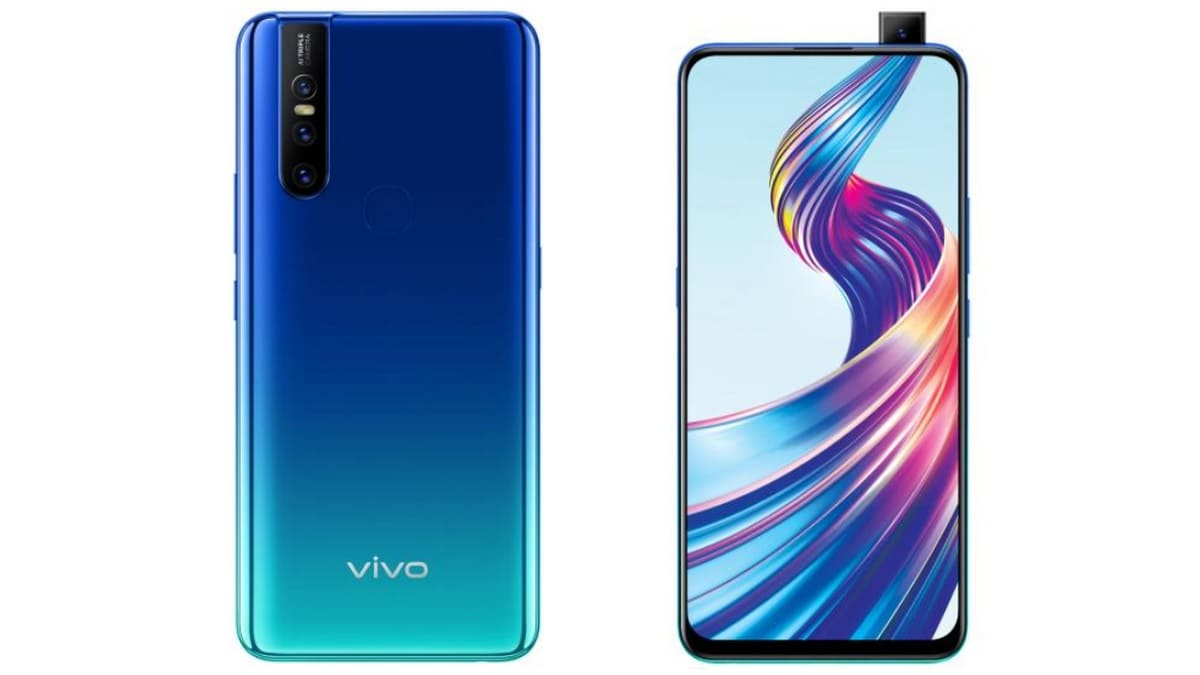 Vivo V15 Pro 8GB RAM Variant Launched in India, 6GB RAM Model Gets Rs. 2,000 Price Cut