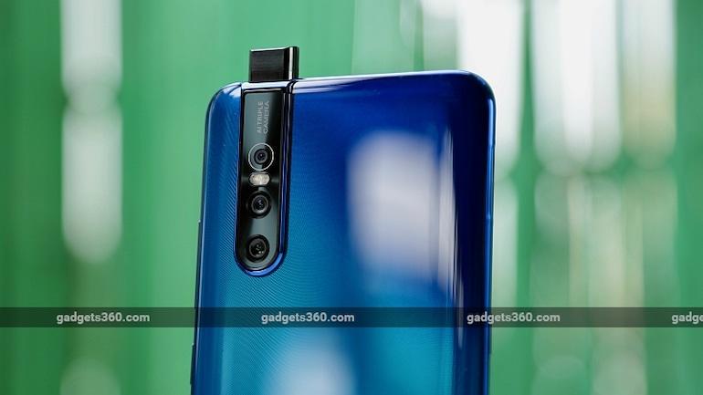 Vivo V15 Pro लॉन्च हुआ भारत में, 32 मेगापिक्सल वाले पॉप-अप सेल्फी कैमरे से है लैस