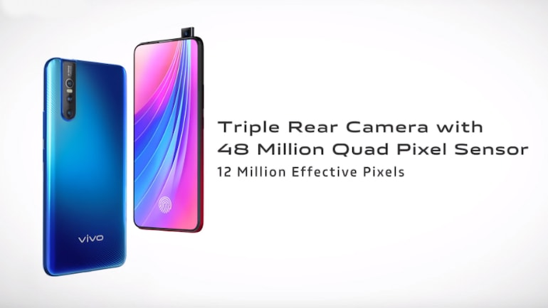 Vivo V15 Pro में होगा 48 मेगापिक्सल का कैमरा और इन-डिस्प्ले फिंगरप्रिंट सेंसर