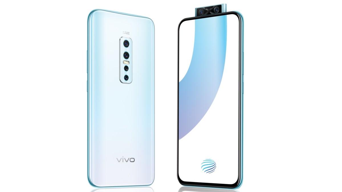 Vivo V17 Pro लॉन्च हुआ भारत में, दो सेल्फी कैमरे और चार रियर कैमरे से है लैस