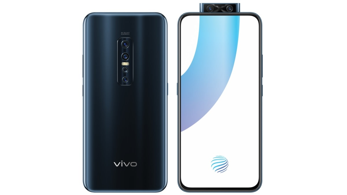 Vivo V17 Pro Now on Sale in India via Amazon, Flipkart, Vivo E-Store: Price, Offers, Specifications