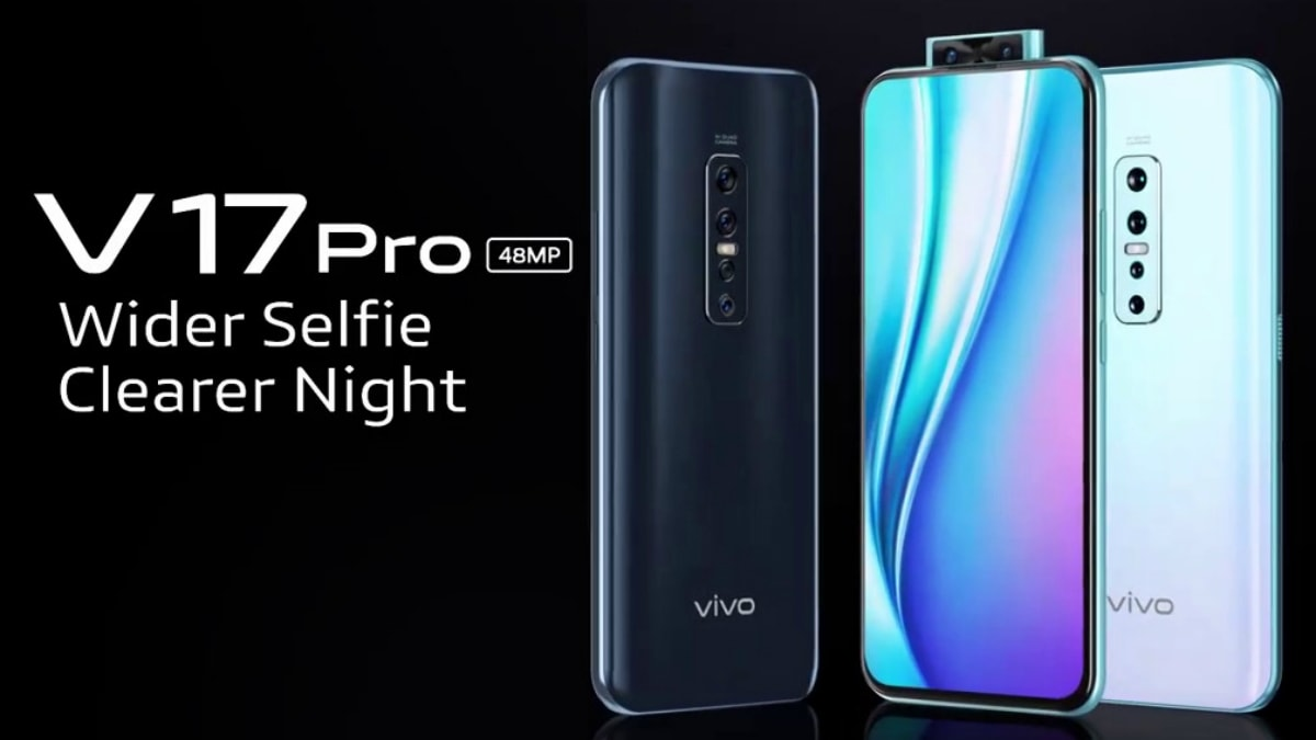 Vivo V17 Pro Specifications Leaked, Rumoured to Pack Dual Pop-Up Selfie Camera, Quad Rear Cameras