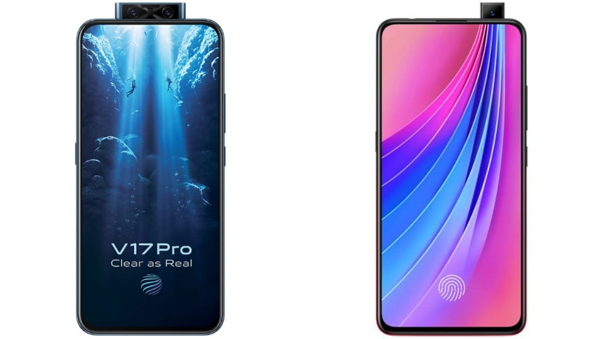 Vivo V17 Pro vs Vivo V15 Pro: What's the Difference