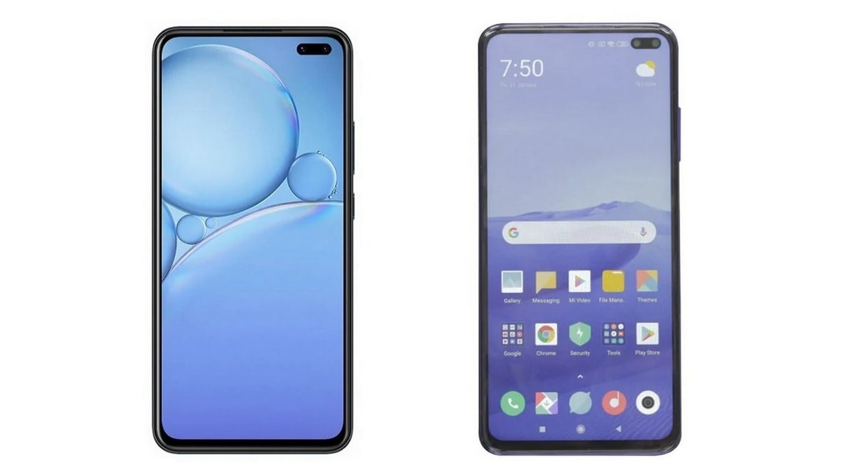 Vivo V19 vs Poco X2: Price in India, Specifications Compared