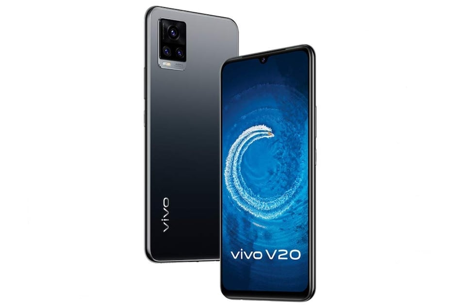Vivo V20 2021 With Snapdragon 730G SoC Goes on Sale in India: Price, Specifications