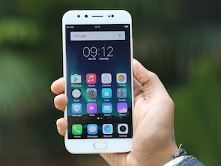 Vivo V5 Plus Price Cut in India, Now Available for as Low as Rs. 22,990