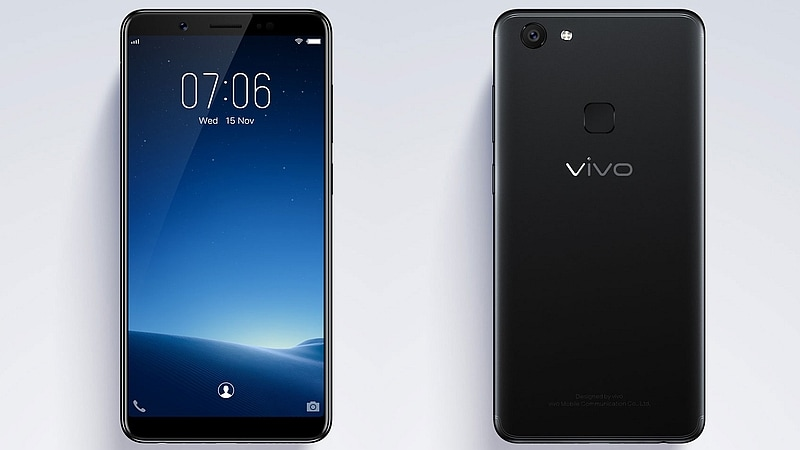 Vivo V7 With 24-Megapixel