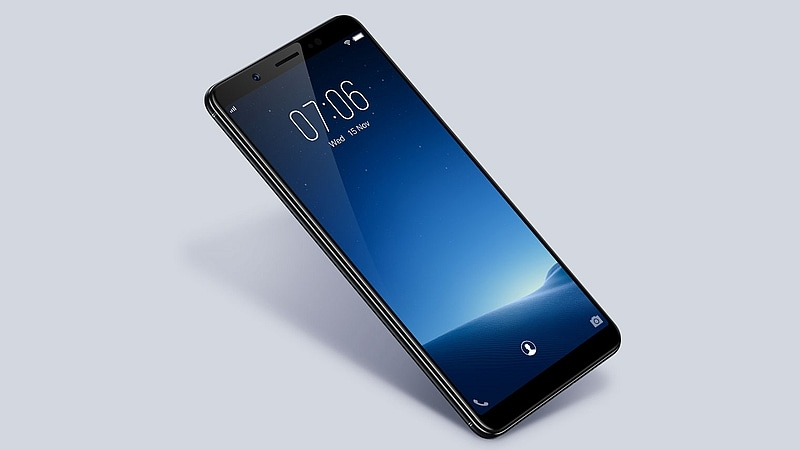 Vivo V7 With 24-Megapixel Selfie Camera, 18:9 Display Launched: Price, Specifications