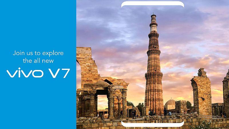 Vivo V7 India Launch Set for Monday | Technology News