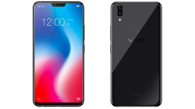 Vivo V9 Listed on Amazon India Ahead of March 23 Launch