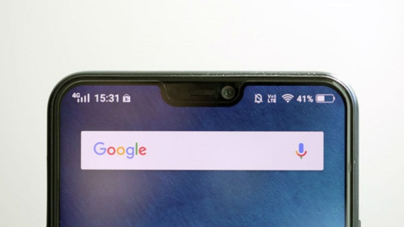 LG Asks Reddit Android Community for Feedback on iPhone X-like Notch, Deletes Post