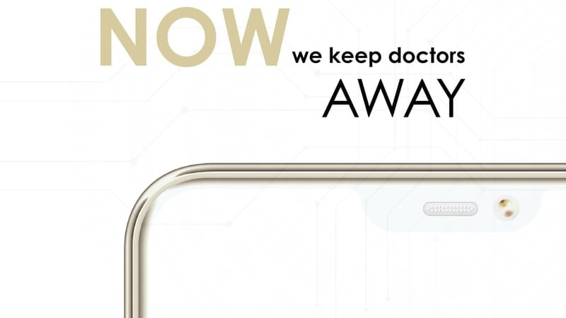 Vivo V9 With iPhone X-Like Notch, Dual Cameras Expected to Launch in India on March 27