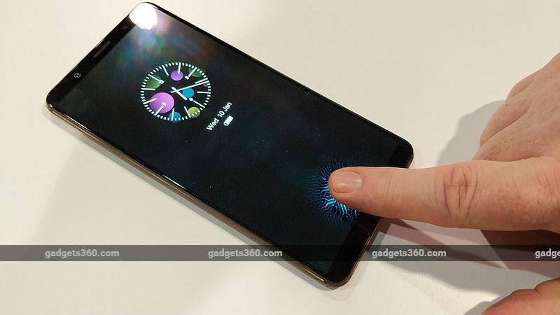 Vivo X20 Plus UD With Under Display Fingerprint Sensor Listed on TENAA