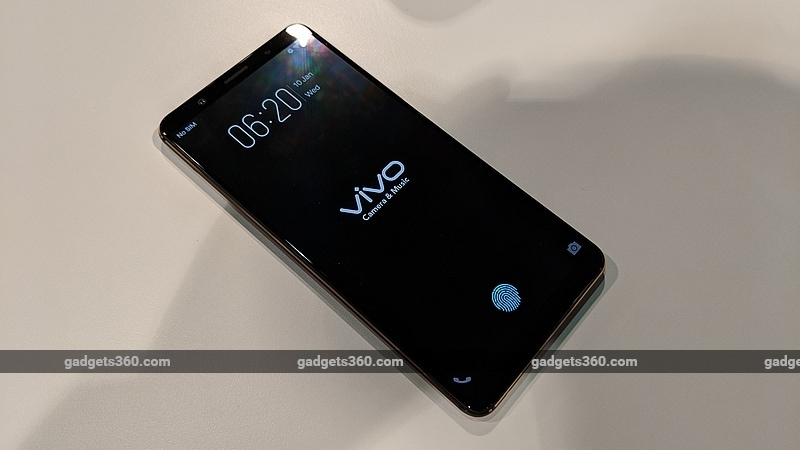 Vivo X20 Plus UD to Launch On 25th January - Price, Specifications, Features