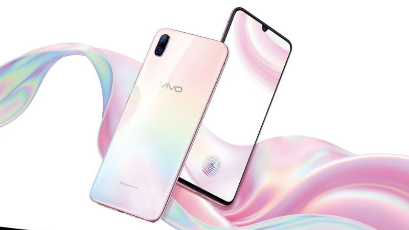 Vivo X23 Symphony Edition With Snapdragon 660 SoC, 24.8-Megapixel Front Camera Launched: Price, Specifications