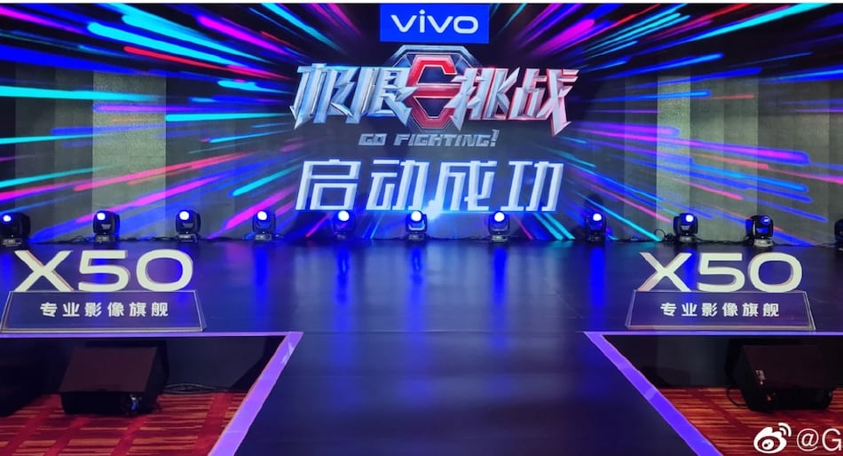 Vivo X50 Branding Spotted on Reality Show, Promo Image Surfaces Online