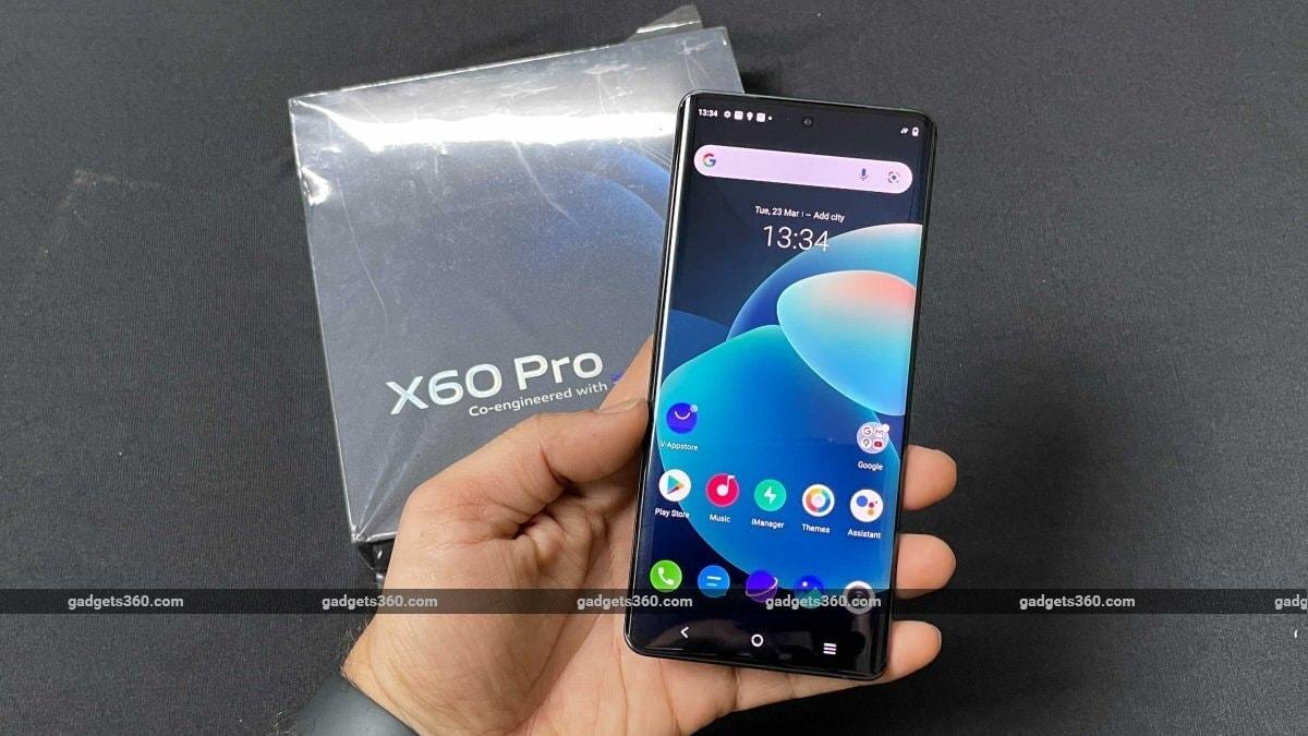 vivo x60 pro front gadgets 360 vivo