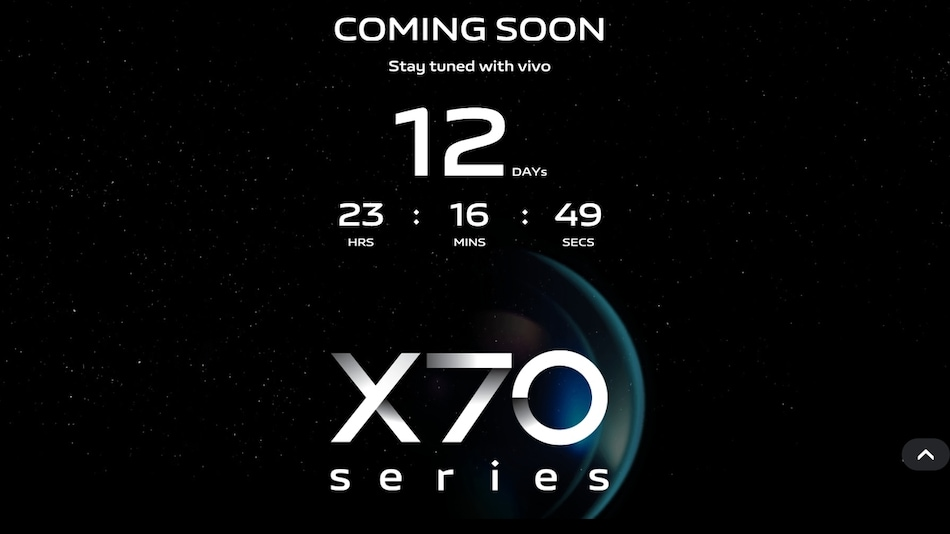 Vivo X70, Vivo X70 Pro, Vivo X70 Pro+ India Launch Confirmed for September 30