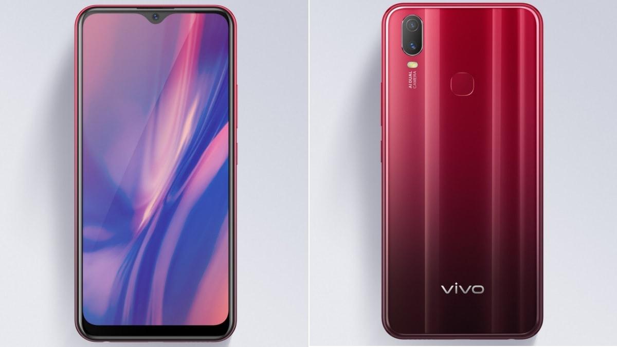 Vivo Y11 (2019) With Dual Rear Cameras, Snapdragon 439 SoC to Launch in India Soon