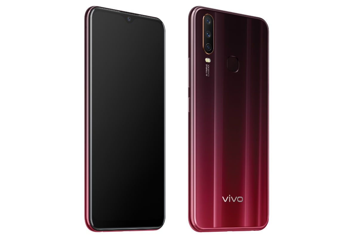 Vivo Y12 3GB RAM Variant With 64GB Storage Launched in India: Price, Specifications