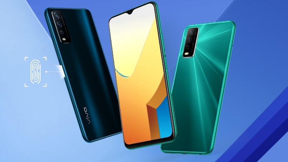Vivo Y12A With 5,000mAh Battery, Dual Rear Cameras Launched: Price, Specifications