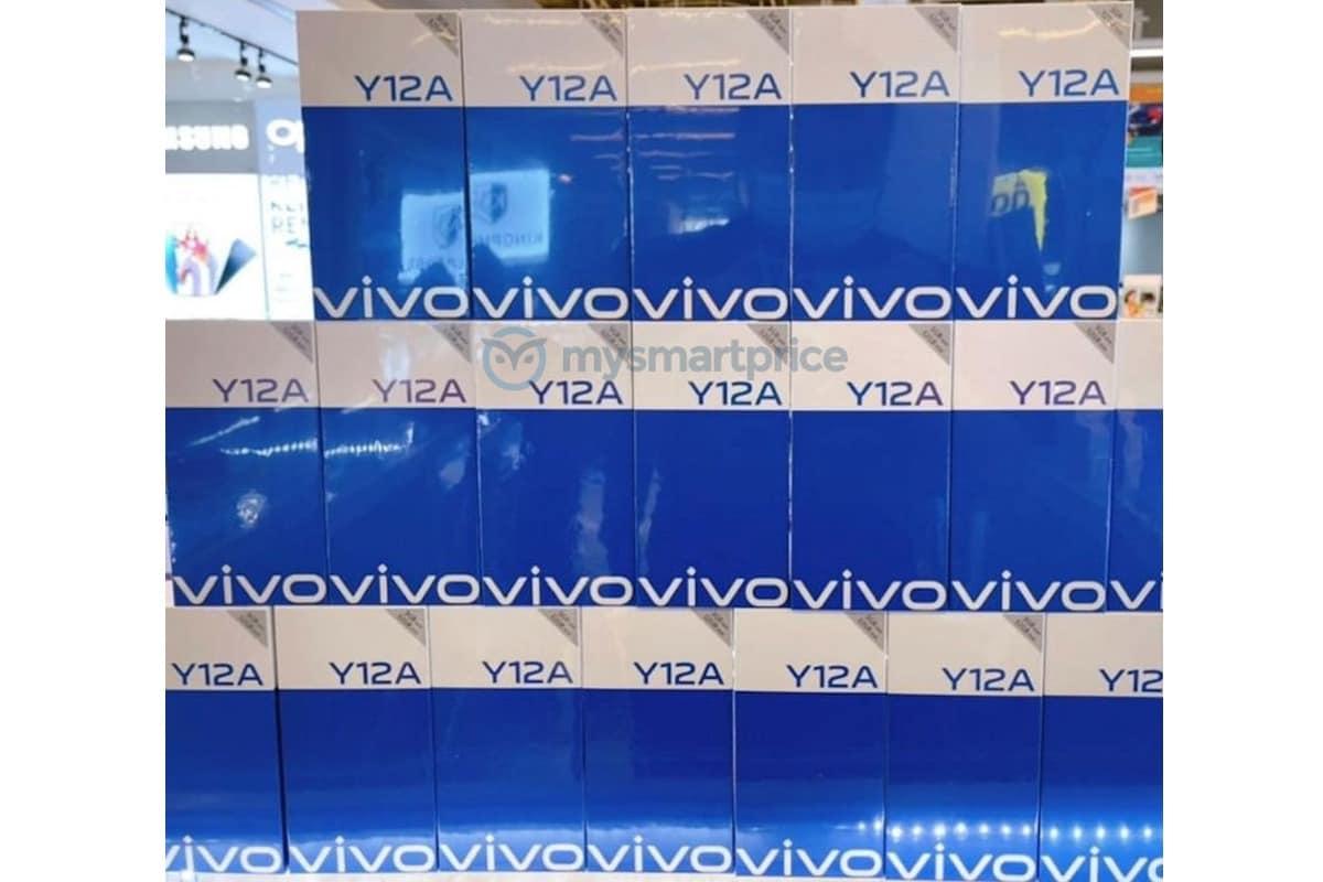 vivo y12a retail boxes image mysmartprice Vivo Y12a
