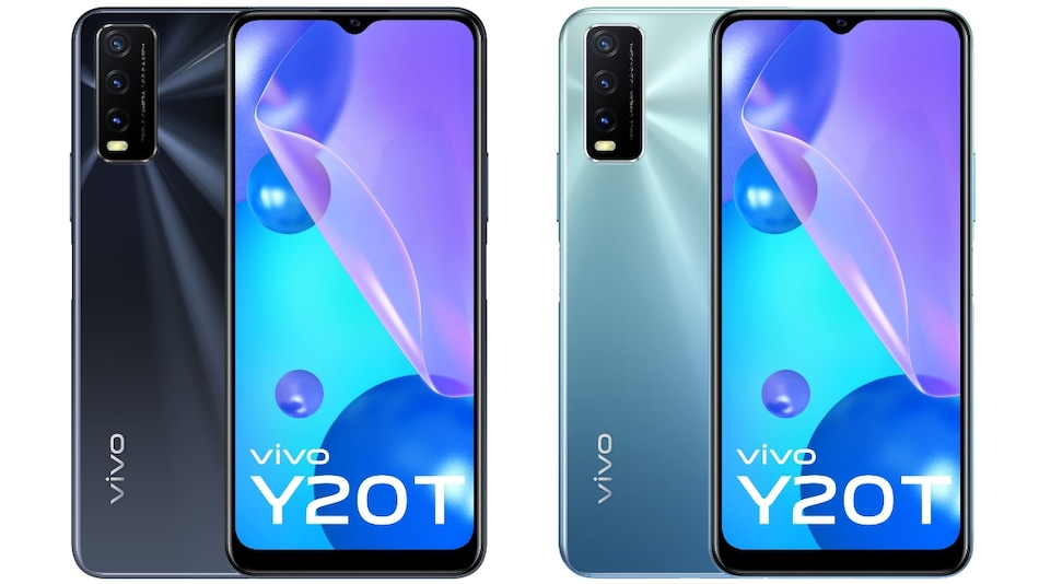 Vivo Y20T With Extended RAM 2.0, Qualcomm Snapdragon 662 SoC Launched in India: Price, Specifications