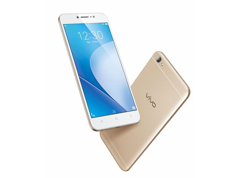 Vivo Y66 With 16-Megapixel Selfie Camera Launched at Rs. 14,990
