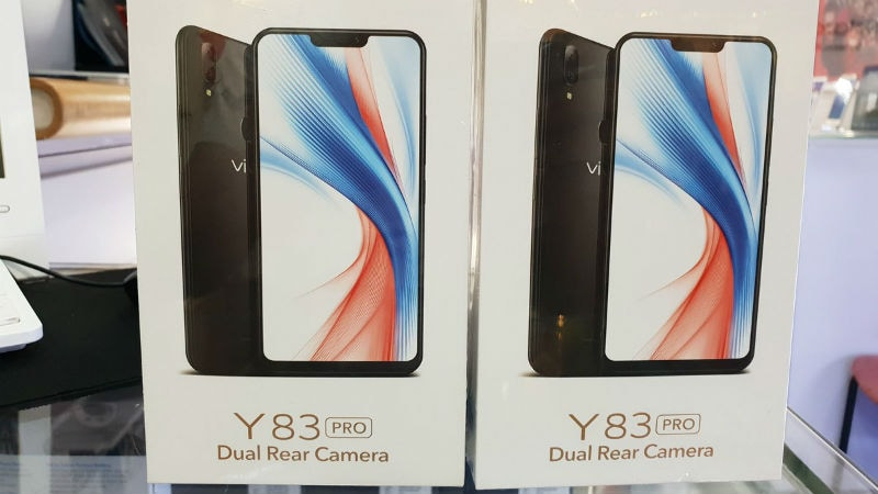Vivo Y83 Pro With Dual Cameras Reportedly Launched in India