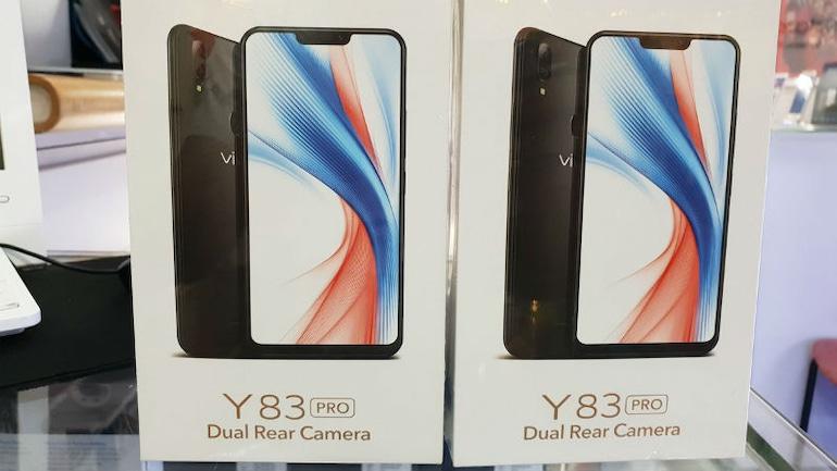 Vivo Y83 Pro के भारत में लॉन्च किए जाने की खबर